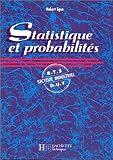 Image de Statistique et probabilités. BTS-DUT, secteur industriel