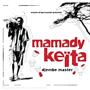 Djembe Master [Import allemand]