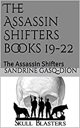 The Assassin Shifters books 19-22: The Assassin Shifters