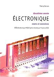 Electronique deuxième année BTS électronique, DUT génie électrique, Licence EEA : Cours et exercices