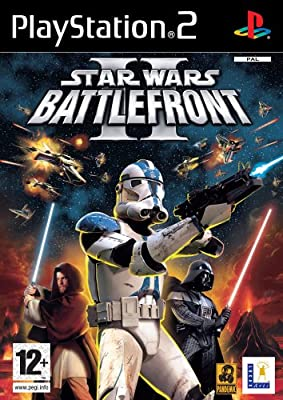Star Wars Battlefront II (PS2) by Activision