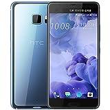 HTC U Ultra SIM-Free Smartphone ROM: 64GB, RAM: 4GB (Silver)