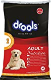 #9: Drools Adult Chicken and Egg Dog Food, 10Kg