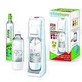 SodaStream 121111249 Trinkwassersprudler Cool inklusiv 1 x SST-Alu Zylinder für