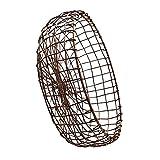 Baoblaze Gitterkorb Aufbewahrungskorb Metallkorb für Bad, Büro & Küche - M