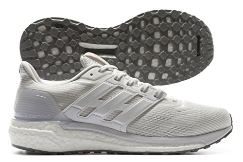 adidas Supernova M, Scarpe Running Uomo Grigio (Grey One/footwear White/grey Two)