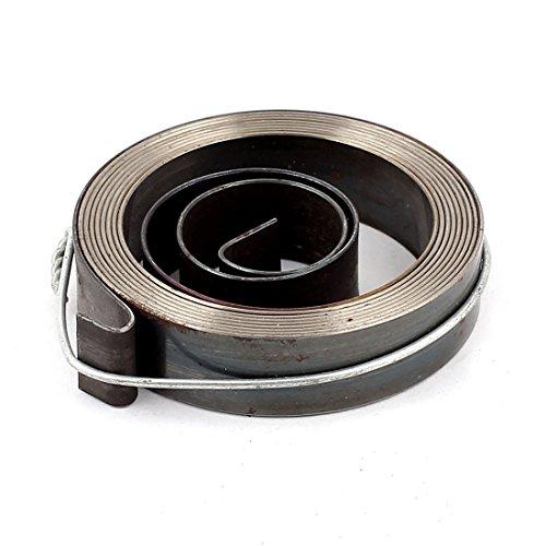 sourcingmap® 12mm x 0.7mm 1540mm Foret presse Bobine nourrir Retour ressort Assemblage