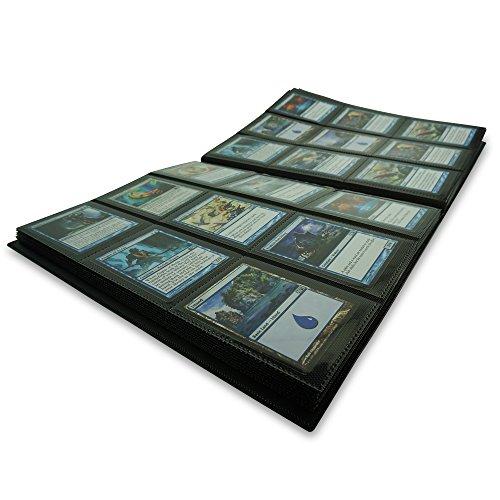 9 Pocket Trading Card Album Folder