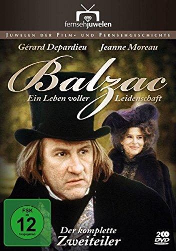 Balzac - Ein Leben voller Leidenschaft (2 DVDs)