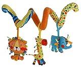 Jane Roar espiral de actividad juguetes