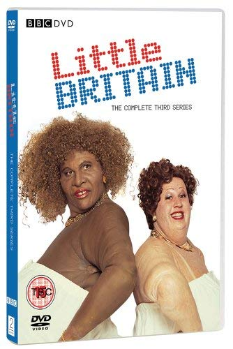 Oferta de Little Britain - Series 3 [Reino Unido] [DVD]