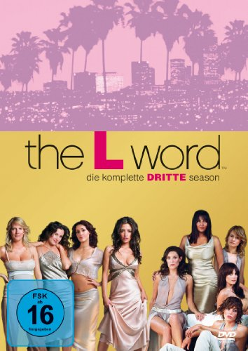 Dvd Word L (The L Word - Die komplette dritte Season [4 DVDs])