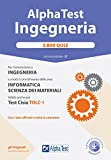 eBook Gratis da Scaricare Alpha Test Ingegneria 3800 quiz Con software (PDF,EPUB,MOBI) Online Italiano