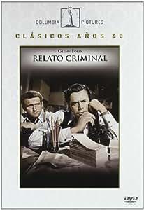 Relato Criminal (The Undercover Man) (1949) (Region 2) (Import)