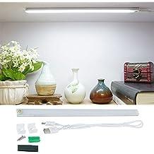 LED de Pared Barra de Luz Adjustable Lámpara USB