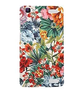 Fuson Designer Back Case Cover for Vivo V1 Max ( Abstact Art Paint Painting Illustrations )