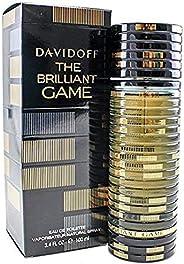 Davidoff Perfume Davidoff The Brilliant Game for Men Eau de Toilette 100ml, 10003118