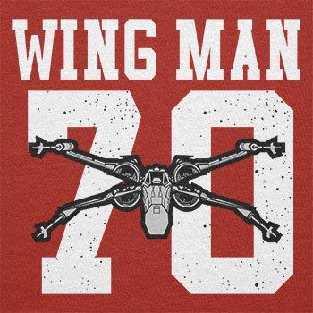 Texlab–Wing Man 70–sacchetto di stoffa Rot