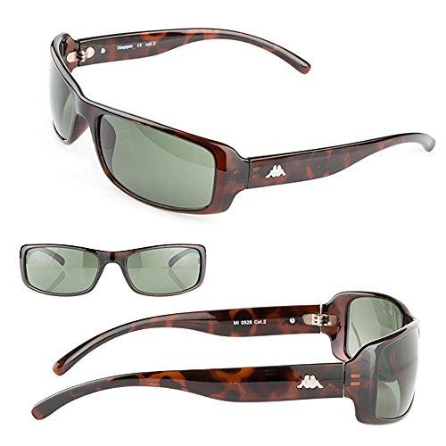 Original Kappa Sonnenbrille Damen & Herren Sonnenbrillen MI 0528 Col.2