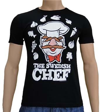 Muppets - Swedish Chef T-Shirt, High-Quality - XS