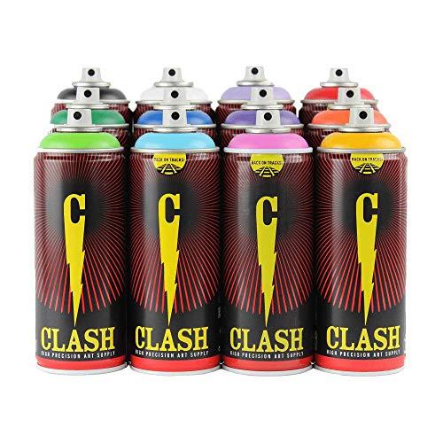 Clash 12 Pack