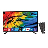 #8: Daiwa 140 cm (55 inches) D55UVC6N 4K Ultra HD LED Smart TV with Web Play Remote
