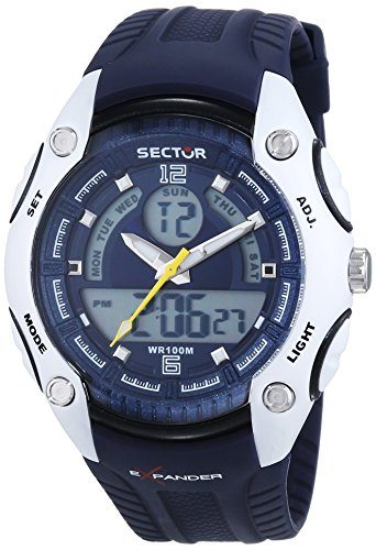 Sector No Limits Street Fashion R3251574005 - Orologio da Polso Uomo
