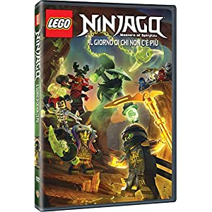 Lego Ninjago:Il Giorno Di Chi Non C E Piu 5051891147416 LEGO