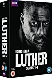 Luther - Complete Series 1-4 [Reino Unido] [DVD]