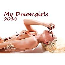 Premium Calendario 2018· DIN A5· My Girl · My Dream Girls · My Sexy Girls · Pin Up · Mujeres · Shades Of Sex · Set de regalo con 1tarjeta de felicitación y 1Tarjeta de Navidad (· Edition Alma mágica