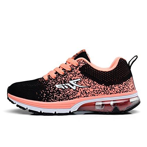 De Los Deportivos Calzado Mujer Naranja Deporte Torisky Zapatos Zapatillas De Corrientes De Zapatos Hombre De Fitness Gimnasio Deportivo 84vqAOw