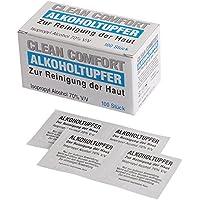 Alkoholtupfer, 100 St. preisvergleich bei billige-tabletten.eu