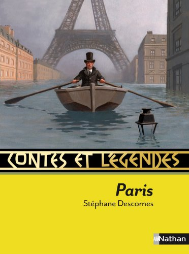 Contes et Légendes : Paris par Stéphane Descornes