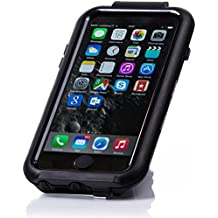 Midland Funda para Iphone 6 Plus - Funda, color negro, talla M
