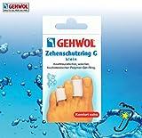 GEHWOL Polymer Gel Zehenschutzring G klein, 2 St