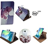 Handy Schutz Hülle | für HP Elite x3| 360° Drehbare