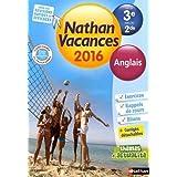 Nathan vacances Anglais de la 3e vers la 2de