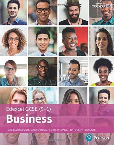Edexcel Gcse (9-1) Business