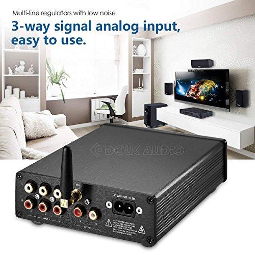 Zoom IMG-3 nobsound pga2310 ricevitore audio bluetooth