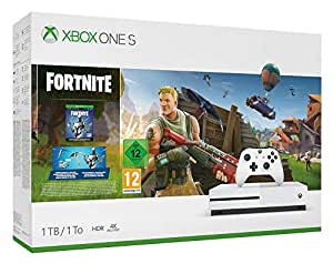 Pack Xbox One S 1 To Fortnite