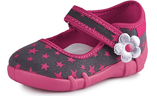 Ladeheid Chaussures Chaussons Fille LARB011