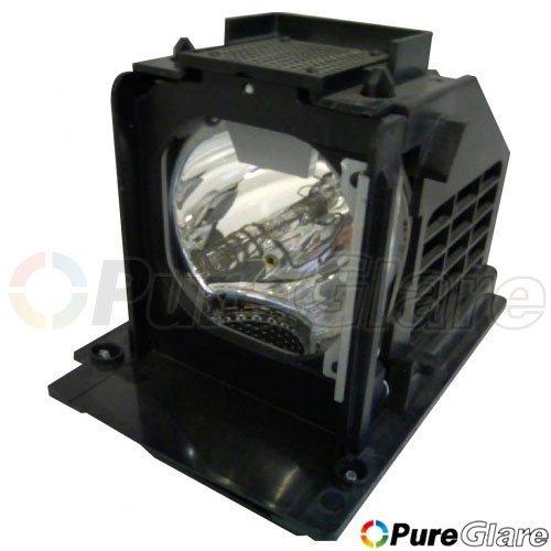 MWAVE Lampe für MITSUBISHI 915B455011TV Lampe TV Ersatz mit Gehäuse von M-Wave (Tv-lampe Mitsubishi)