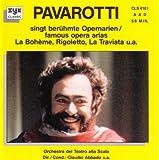 Opernarien mit Luciano Pavarotti