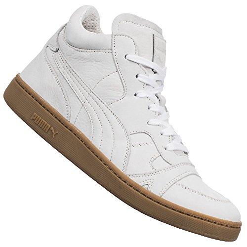Puma , Chaussures de gymnastique pour homme Blanc