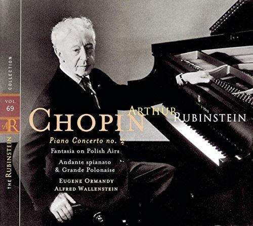 Rubinstein Collection, Vol. 69: All Chopin: Concerto No. 2, Fantasia on Polish Airs, Andante spianato & Grande