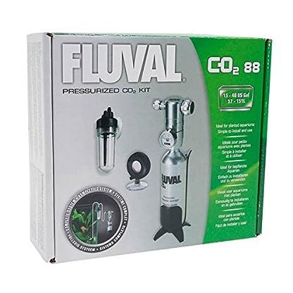 Fluval Press CO2 Kit, 88 g 1