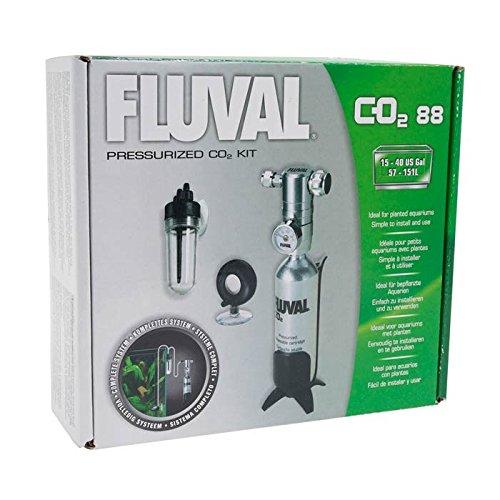 fluval co2 kit Fluval Komprimiertes CO2-Kit groß 88