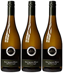 Kim Crawford Marlborough Sauvignon Blanc 2015 / 2016 Wine, 75 cl (Case of 3)