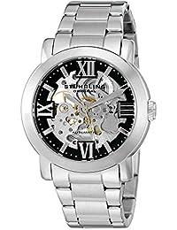 Stuhrling Original Winchester Supreme - Reloj para hombre color transparente / plateado