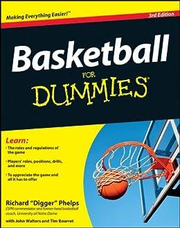 Basketball For Dummies par [Phelps, Richard]
